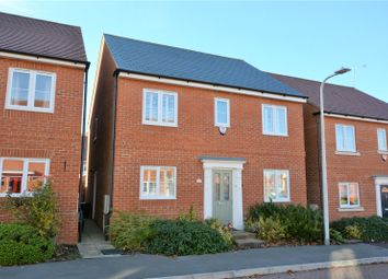 Thumbnail 4 bed detached house for sale in Sika Gardens, Three Mile Cross, Reading, Berkshire