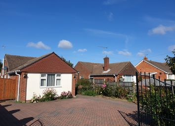 Thumbnail 3 bed detached bungalow to rent in Hunts Pond Road, Fareham