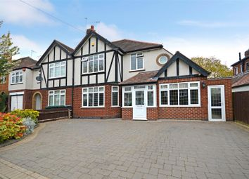 Thumbnail 4 bed semi-detached house for sale in Knoll Drive, Styvechale, Coventry