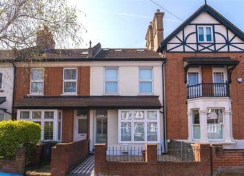 Thumbnail 4 bed terraced house for sale in Buxton Road, London