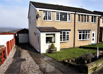 Thumbnail 3 bed semi-detached house for sale in Birchlands Avenue, Wilsden