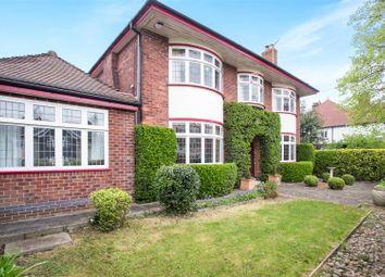 Thumbnail 5 bed property for sale in Park Road, Hucknall, Nottingham