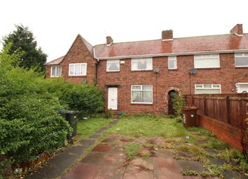 Thumbnail 3 bedroom terraced house for sale in Greenway, Fenham, Newcastle Upon Tyne