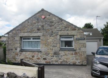 Thumbnail 1 bed detached bungalow for sale in Marsh Lane, Hayle