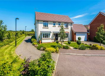 Thumbnail 4 bed detached house for sale in Pasture View, Oaklands Lane, Smallford, St. Albans