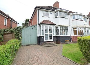 Thumbnail 3 bed semi-detached house to rent in New Inns Lane, Rubery