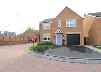 Thumbnail 5 bedroom detached house for sale in Aspen View, Whinmoor, Leeds