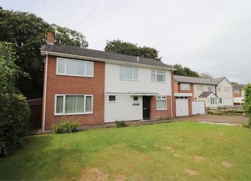 Thumbnail 4 bed detached house for sale in Lowry Hill Road, Carlisle, Cumbria