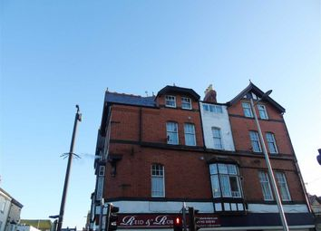 Thumbnail 2 bed flat for sale in Kinmel Street, Rhyl, Denbighshire