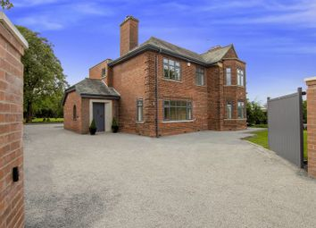 Thumbnail 5 bed detached house for sale in Bar Road, Saundby, Retford