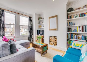 Thumbnail 3 bed flat for sale in Merton Road, London