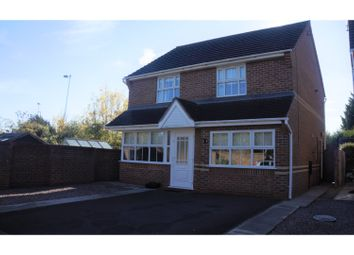 Thumbnail 4 bed detached house for sale in Truro Way, Spalding