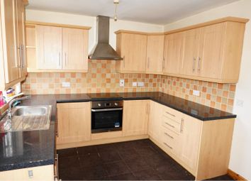 3 bed terraced house for sale in Market Street, Lack BT93