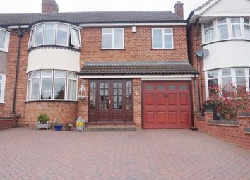 4 bed semi-detached house for sale in Springfield Crescent, Walmley, Sutton Coldfield B76