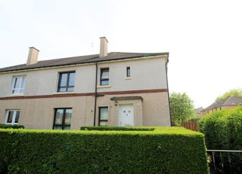 Thumbnail 3 bed flat for sale in St. Kenneth Drive, Glasgow