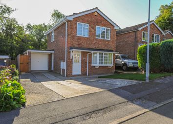 Thumbnail 3 bed detached house for sale in Pear Tree Close, Hollingwood, Chesterfield