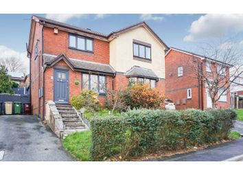 Thumbnail 2 bed semi-detached house for sale in Burnmoor Road, Bolton