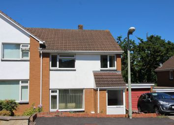 Thumbnail 3 bed semi-detached house for sale in Edinburgh Drive, Exeter