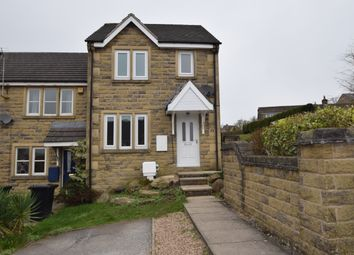 Thumbnail 3 bed town house to rent in Kelburn Grove, Oakworth, Keighley