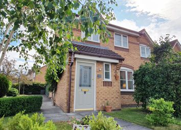 Thumbnail 3 bed town house for sale in Thistle Bank, East Leake, Leicestershire