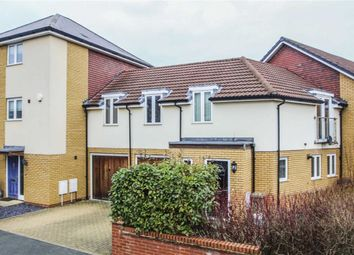 Thumbnail 3 bed terraced house to rent in Hunsbury Chase, Broughton, Milton Keynes