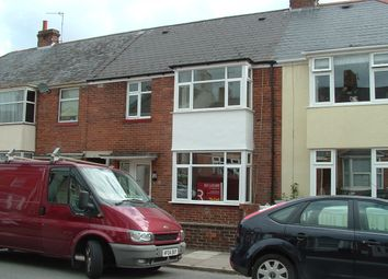 Thumbnail 3 bedroom terraced house to rent in Ebrington Road, Exeter