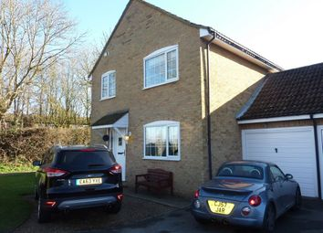 Thumbnail 4 bed link-detached house to rent in Seven Acres, New Ash Green, Longfield