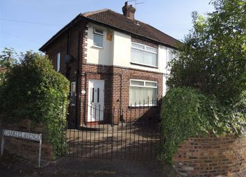 3 bed semi-detached house for sale in Manchester Road, Audenshaw, Manchester M34