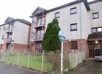 Thumbnail 3 bed flat for sale in Calder Glen Courts, Airdrie