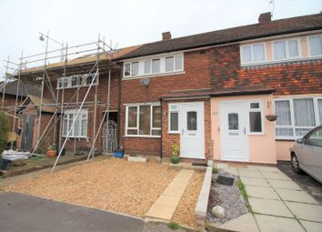 Thumbnail 2 bed terraced house for sale in Allerton Road, Borehamwood