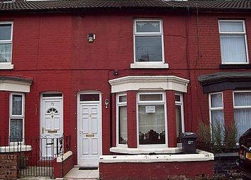 Thumbnail 3 bedroom property to rent in Kilburn Street, Liverpool