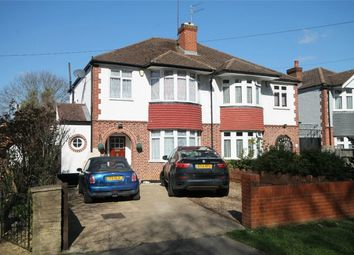 Thumbnail 3 bedroom semi-detached house to rent in Ashford Road, Laleham, Staines-Upon-Thames