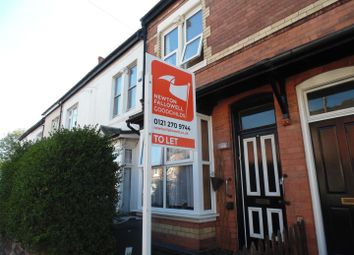 Thumbnail 2 bed terraced house to rent in South Road, Erdington, Birmingham