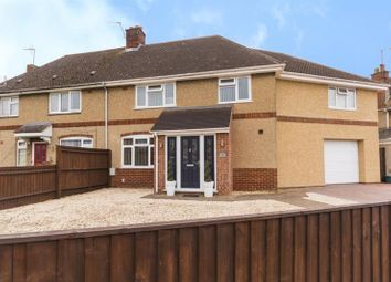 Thumbnail 4 bed semi-detached house for sale in Golafre Road, Abingdon