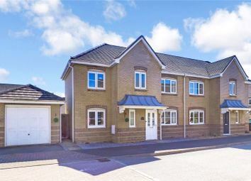 Thumbnail 4 bed semi-detached house for sale in Wiltshire Crescent, Basingstoke, Hampshire
