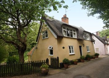 Thumbnail 2 bed cottage for sale in Sandy Lane, Sternfield, Saxmundham