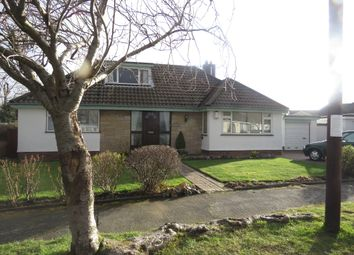 Thumbnail 3 bed detached bungalow for sale in Sandham Grove, Heswall, Wirral