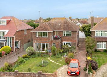Thumbnail 3 bed flat for sale in Marine Crescent, Goring-By-Sea, Worthing