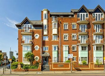 Thumbnail 2 bed flat for sale in Regency Court, Hartfield Road, Wimbledon