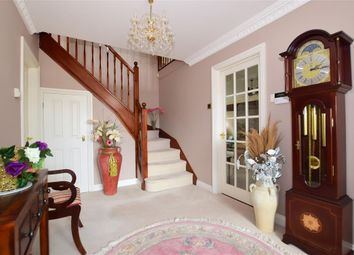 Thumbnail 5 bed detached house for sale in Woodcote Grove Road, Coulsdon, Surrey