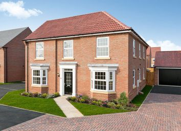 "Thumbnail 4 bedroom detached house for sale in ""Eden"" at Snowley Park, Whittlesey, Peterborough"