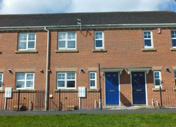 Thumbnail 3 bedroom mews house for sale in Warreners Walk, Tunstall, Stoke-On-Trent