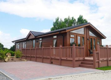 Thumbnail 2 bed mobile/park home for sale in Cliffe Common, Selby