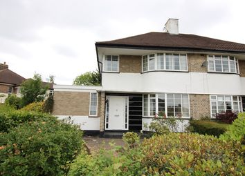 Thumbnail 4 bed semi-detached house for sale in Tudor Way, Petts Wood, Orpington