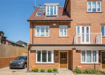 Thumbnail 3 bed end terrace house for sale in David Wildman Lane, Mill Hill, London