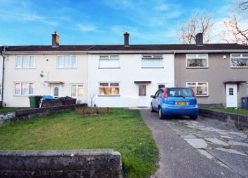 Thumbnail 3 bed terraced house for sale in Dryden Close, Llanrumney, Cardiff