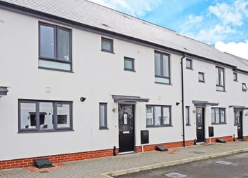 Thumbnail 3 bed terraced house for sale in Milbury Farm Meadow, Exminster, Exeter