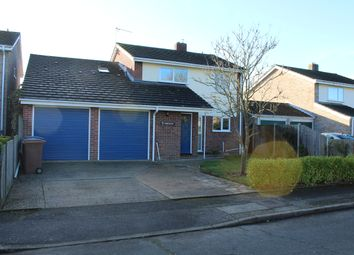 Thumbnail 5 bedroom detached house to rent in Oaklands, Leavenheath, Colchester