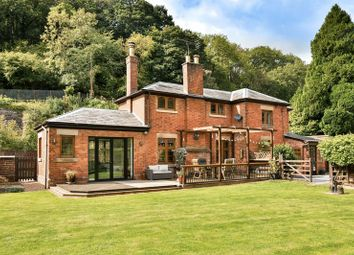Thumbnail 3 bed detached house for sale in The Station House, Dinmore, Hereford