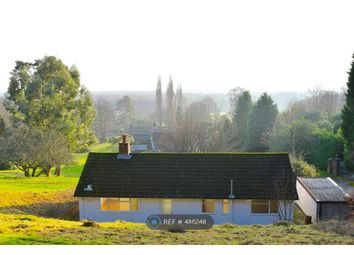Thumbnail 3 bedroom bungalow to rent in Rock Hill, Hambledon, Godalming